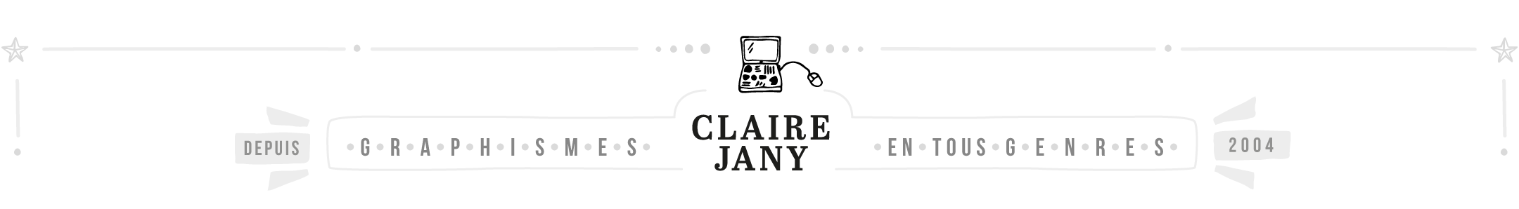 Claire Jany | Graphiste freelance motion & print | Amiens